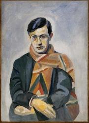 Portrait of Tristan Tzara