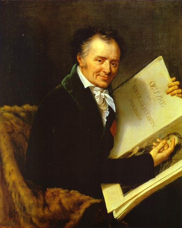 Portrait of Vivant Denon