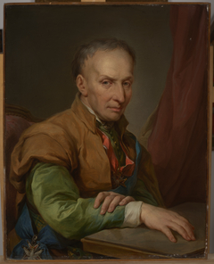 Portrait of Walenty Sobolewski (1724–1800) or Maciej Leon Sobolewski (1724–1804)
