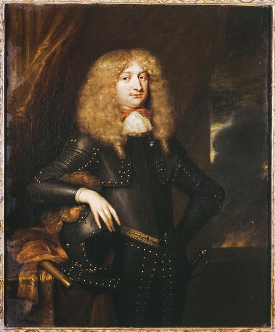 Portrait of Walraad van Nassau-Usingen
