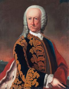 Portrait of Wilhelm Landgraf von Hessen-Philippsthal