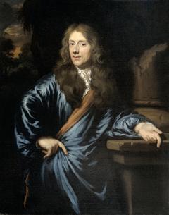 Portrait of Willem Pottey (1666-94), lawyer and treasurer-general of Vlissingen