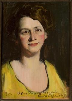 Portrait of Władysława Bucewińska