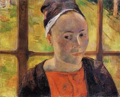 Portrait présumé de Marie Lagadu