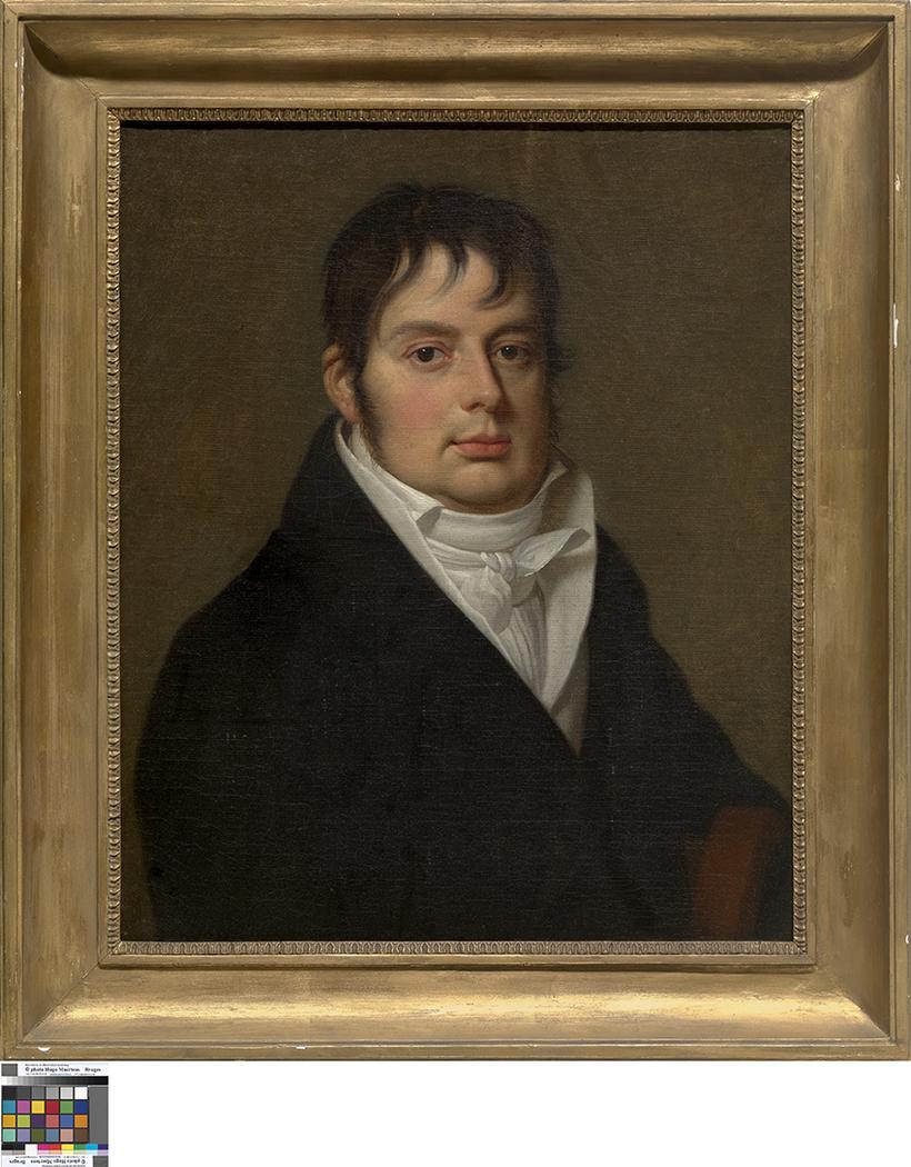 Portret van Geerebaert