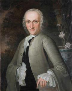 Portret van Samuel Luchtmans