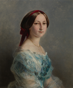 Princess Adelaide of Hohenlohe-Langenburg (1835-1900)
