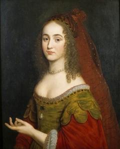 Princess Henrietta Maria, Princess Palatine, Princess of Siebenbürgen, Transylvania (1626-1651)