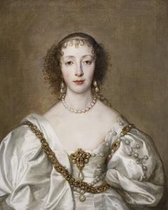 Queen Henrietta Maria (1609-1669)