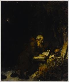 Reading Hermit
