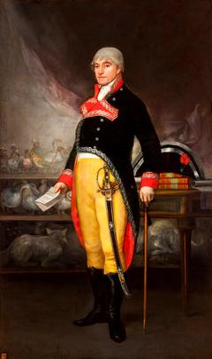 Retrato de Félix de Azara