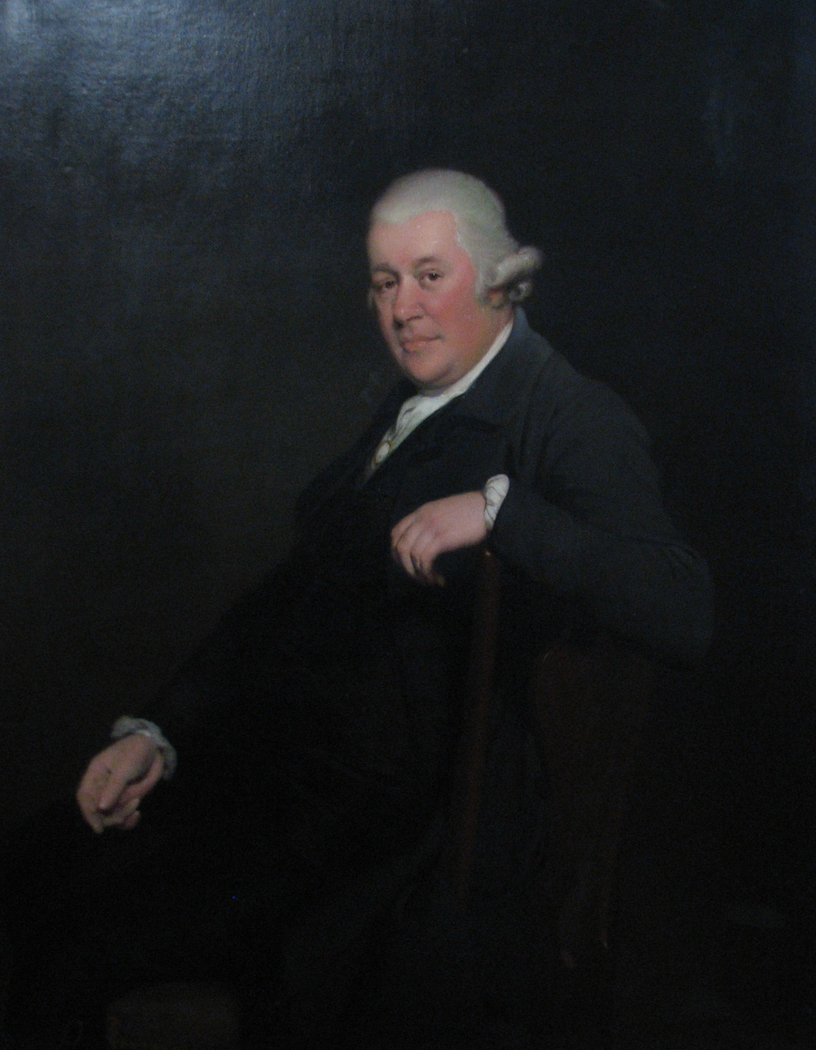 Reverend Basil Bury Beridge