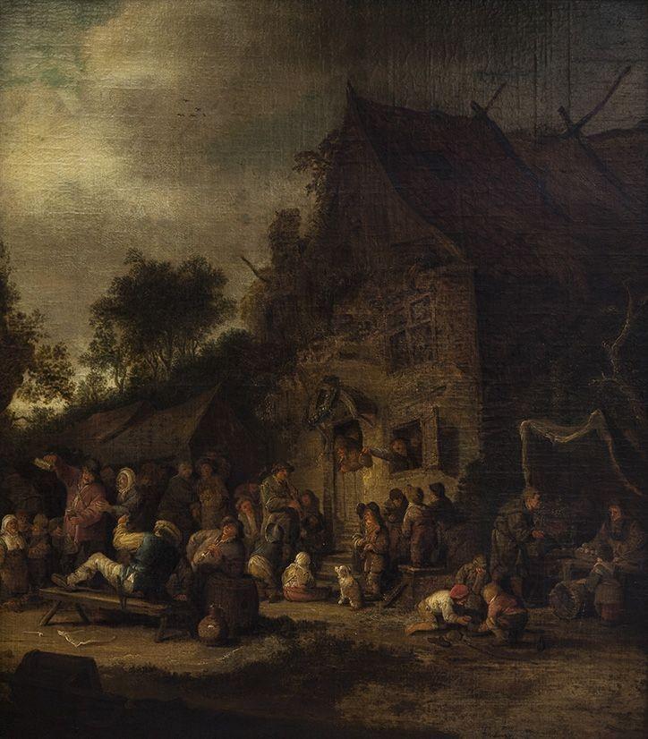 Rustic Merry-Making