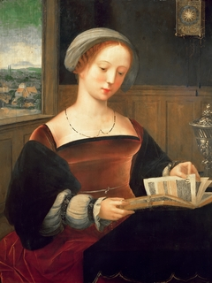 Saint Mary Magdalene Reading