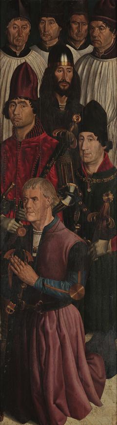Saint Vincent Panels, fifth panel