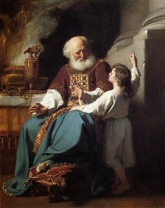 Samuel Relating to Eli the Judgements of God upon Eli's House