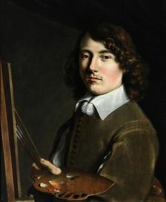 Self-portrait of an Artist