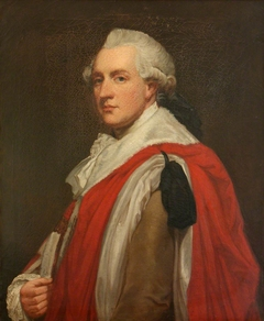 Sir Brownlow Cust, 7th Bt, 1st Baron Brownlow FSA, FRS, MP (1744 -1807)