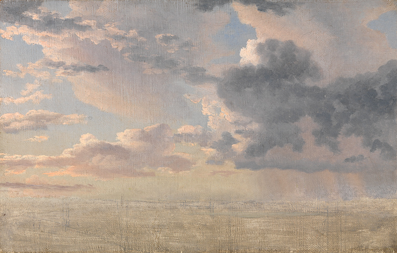 Study of Clouds over the Sound
