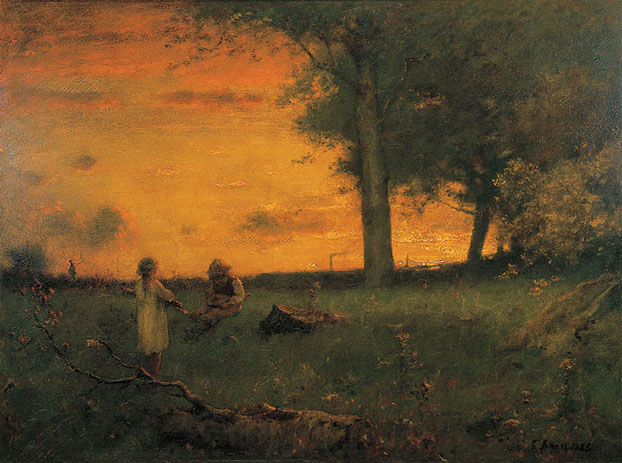 Sunset at Montclair