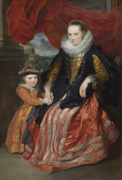 Susanna Fourment and Her Daughter