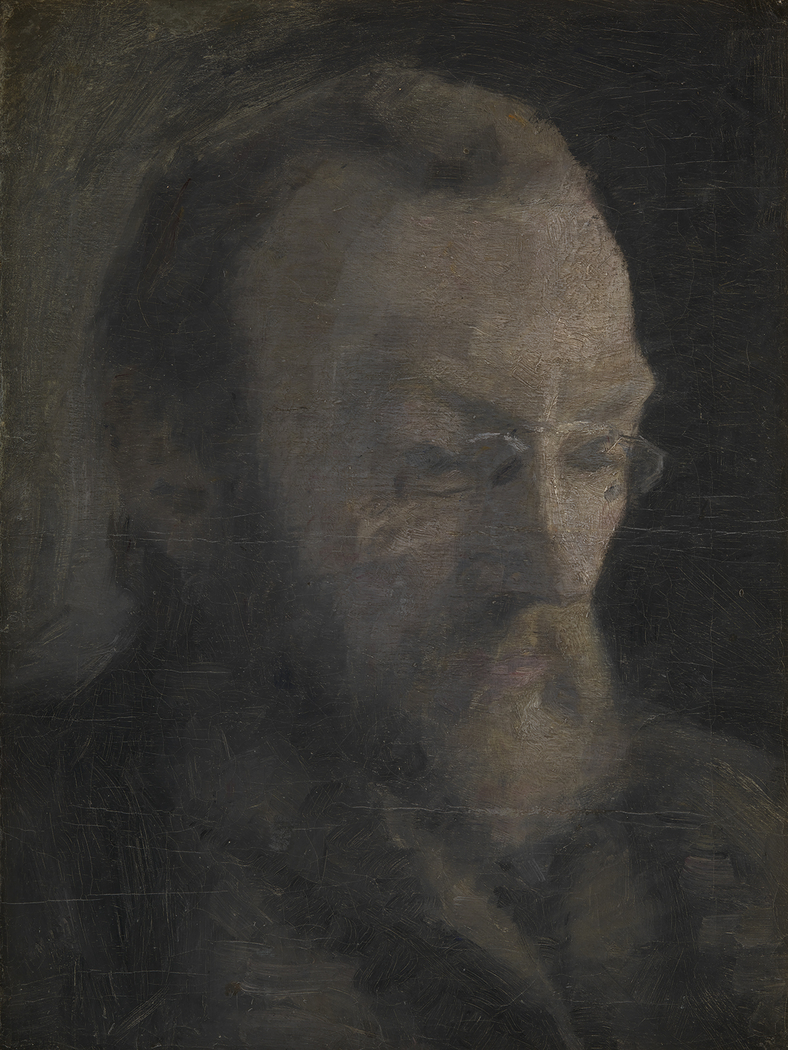 The art historian Karl Madsen, later Director of Statens Museum for Kunst