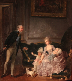 The Duke of Chartres and his Family