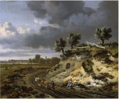 The Dunes near Haarlem