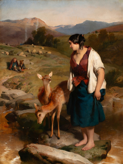 The Highland Lassie