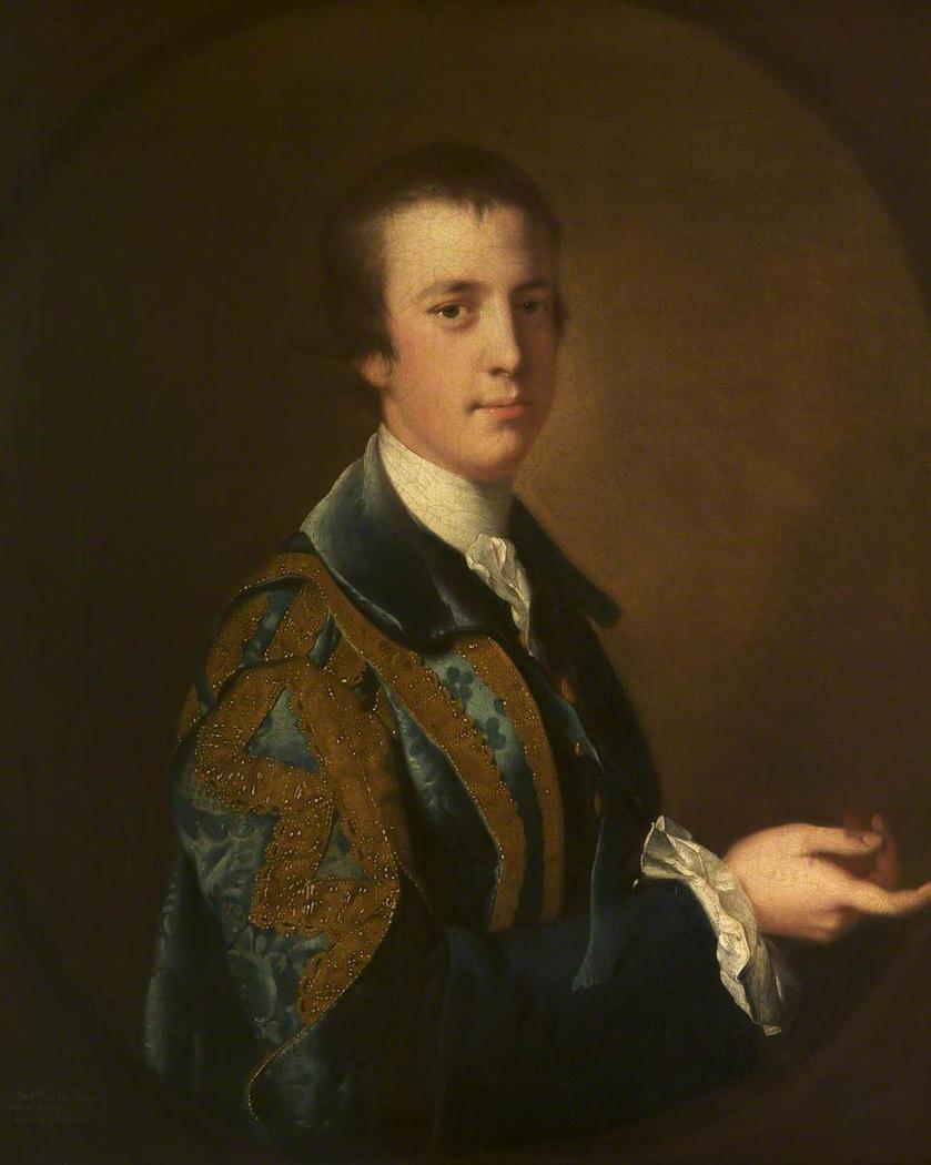 The Hon. John Grey (1743-1802)