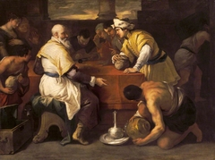 The Parable of the Prodigal Son: Receiving his Portion