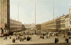 The Piazza San Marco