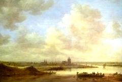 The Rhine at Arnhem