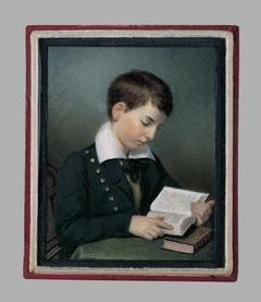 The Studious Youth (Master Edward Appleton)