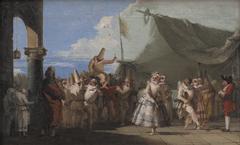 The Triumph of Pulcinella