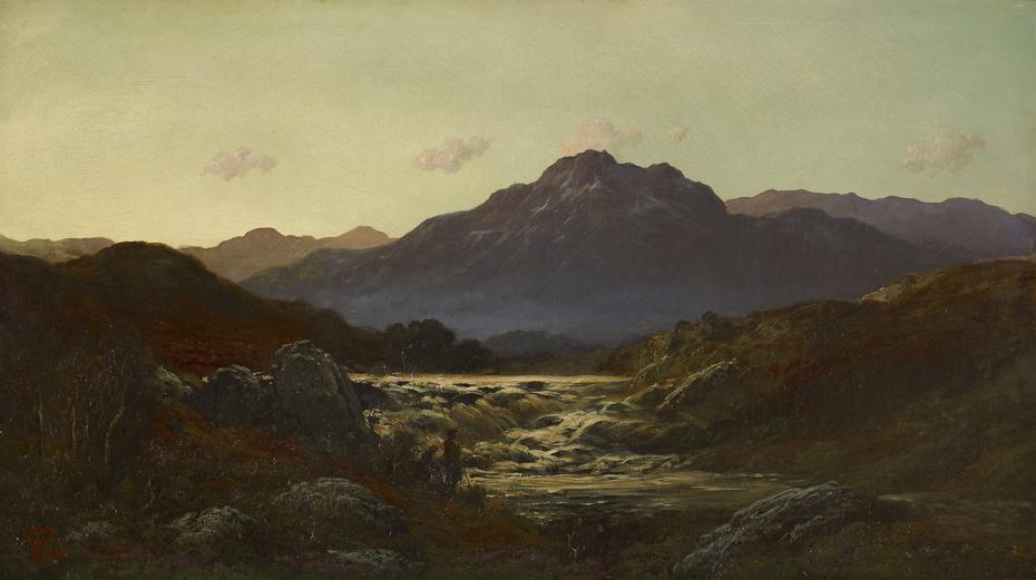 Torrent in the Highlands