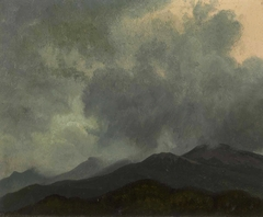 Turbulent Clouds, White Mountains, New Hampshire