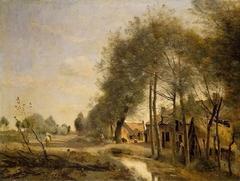 The Sin le Noble Road near Douai