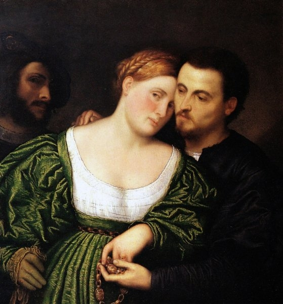 Venetian Lovers