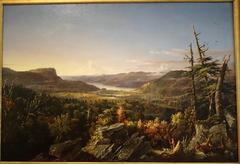 View of Greenwood Lake, New Jersey