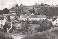 View of L'Hermitage, Côte des Gratte-Coqs, Pontoise