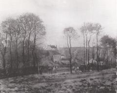View of the Maison des Mathurins, Pontoise