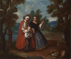 VII. From Spaniard and Morsica, Albino (VII. De español y morisca, albino)