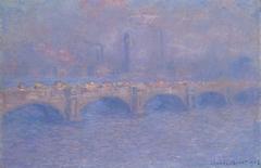 Waterloo Bridge, Sunlight Effect