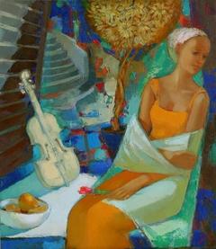 White violone