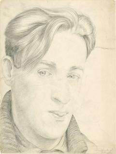 Zelfportret, september 1942