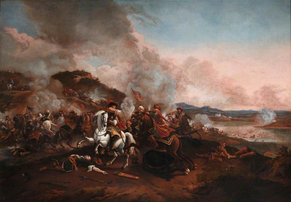 A Battlepiece (Battle of Vienna, 1683)