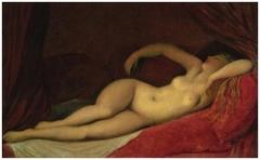 A Sleeping Odalisque