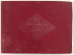 Album met 74 tekeningen, verslag van reis naar Java en de Molukken, 1815-1822