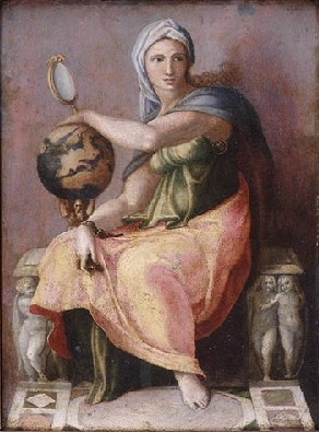 Allegory of Prudence and Astrology